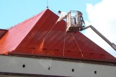 Čištění a nátěry střechy (101)