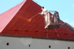 Čištění a nátěry střechy (102)