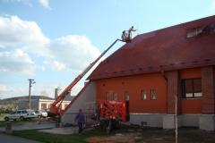 Čištění a nátěry střechy (103)