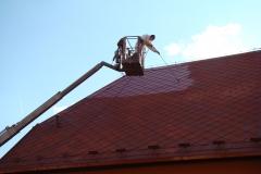 Čištění a nátěry střechy (104)