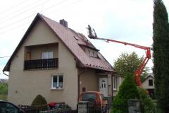 Čištění a nátěry střechy (105)