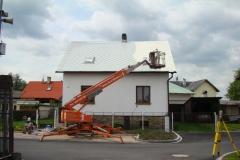 Čištění a nátěry střechy (108)