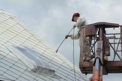 Čištění a nátěry střechy (109)