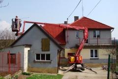 Čištění a nátěry střechy (111)