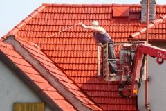 Čištění a nátěry střechy (112)