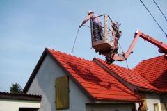 Čištění a nátěry střechy (113)
