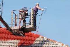 Čištění a nátěry střechy (115)