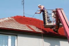 Čištění a nátěry střechy (116)