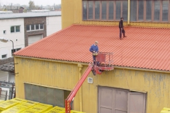 Čištění a nátěry střechy (117)