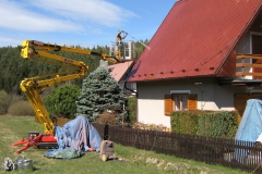 Čištění a nátěry střechy (119)