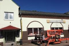 Čištění a nátěry střechy (122)