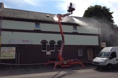 Čištění a nátěry střechy (123)