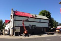 Čištění a nátěry střechy (124)