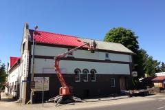 Čištění a nátěry střechy (125)