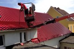 Čištění a nátěry střechy (126)