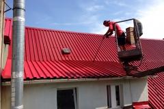 Čištění a nátěry střechy (127)
