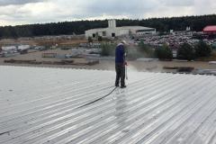 Čištění a nátěry střechy (131)