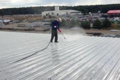 Čištění a nátěry střechy (132)