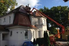 Čištění a nátěry střechy (133)