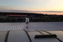 Čištění a nátěry střechy (137)