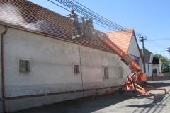 Čištění a nátěry střechy (138)