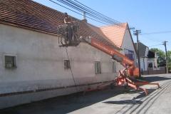 Čištění a nátěry střechy (139)