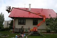 Čištění a nátěry střechy (141)