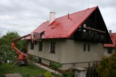 Čištění a nátěry střechy (142)