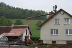 Čištění a nátěry střechy (143)