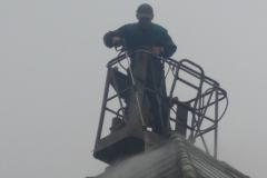 Čištění a nátěry střechy (146)