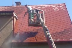 Čištění a nátěry střechy (147)