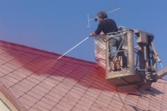 Čištění a nátěry střechy (148)