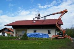 Čištění a nátěry střechy (15)