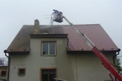Čištění a nátěry střechy (150)