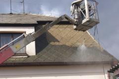 Čištění a nátěry střechy (151)