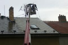 Čištění a nátěry střechy (152)