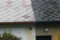 Čištění a nátěry střechy (161)