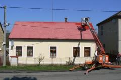 Čištění a nátěry střechy (163)