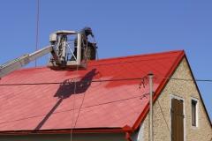 Čištění a nátěry střechy (164)
