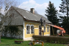 Čištění a nátěry střechy (166)