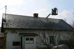 Čištění a nátěry střechy (167)