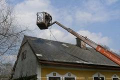 Čištění a nátěry střechy (169)