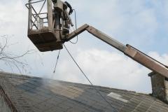 Čištění a nátěry střechy (170)
