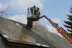 Čištění a nátěry střechy (172)