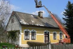 Čištění a nátěry střechy (173)