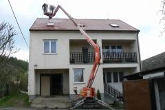 Čištění a nátěry střechy (174)