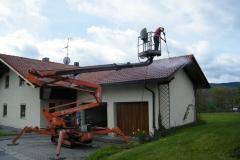 Čištění a nátěry střechy (179)