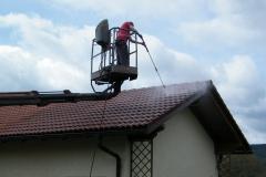Čištění a nátěry střechy (180)