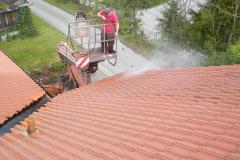 Čištění a nátěry střechy (182)