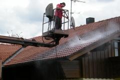 Čištění a nátěry střechy (183)